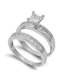 Princess Cut Diamond Wedding Rings by Princess Cut Diamond Engagement Ring Ebay