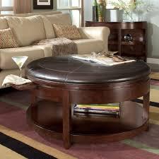 Black Leather Ottoman Coffee Table Black Leather Square Ottoman Coffee Table When You Open Lid You