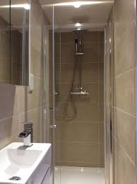 3ft x 9ft small bathroom floor plan long and thin with shower