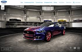 2015 mustang customizer ford mustang customizer the fwa