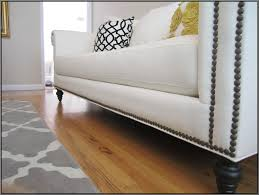 Nailhead Sleeper Sofa Fancy Gray Sofa With Nailhead Trim 67 On Sofas And Couches Set
