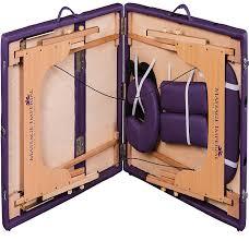 Kitchen Set Aluminium Royal Massage Imperial Deluxe Lightweight Purple 3 Section Portable