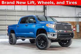 toyota tundra lifted 2016 toyota tundra 4x4 crewmax sr5 stock 5750 net direct auto sales