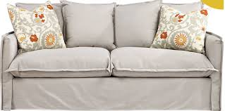 Pottery Barn Loose Fit Slipcover Selecting The Perfect Slipcovered Sofa Inspiration Picklee