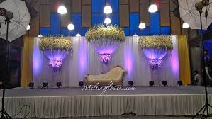 wedding reception stage decorations images christian wedding