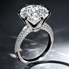 engagement rings tiffany images Pave diamond rings tiffany wedding promise diamond engagement jpg