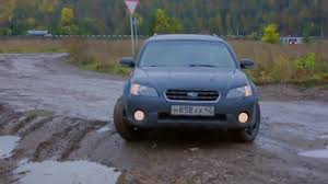 subaru 2004 outback subaru outback 2004 the autumn days of offroad dirt осенние дни