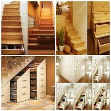 creative under stairs storage ideas functional under stairs
