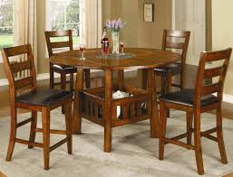 dining room tables round antique round dining table with lazy susan triangle bar height