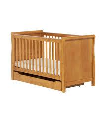 Pali Drop Side Crib Mothercare Chiltern Sleigh Cot Bed Antique Possibili Acquisti