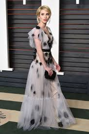 Vanity Fair After Oscar Party Celebrities Wear Russian Designer U0027s Dresses For Vanity Fair After