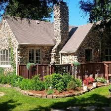 Rock Cottage Gardens Eureka Springs Eureka Springs Bed Breakfast Inn Wedding Chapel At Rock