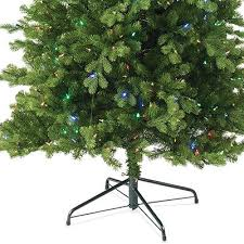 artificial christmas tree 7 5 u0027 bluetooth enabled 550 changing