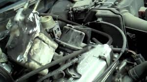 how to change the timing belt and water pump mitsubishi lancer