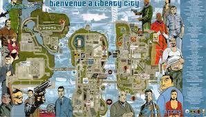 Gta World Map Gtaplanet De Gta 3 Die Stadt