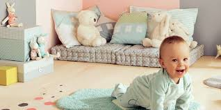 pouf chambre enfant inspiration déco chambre bébé