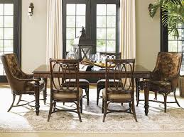 tommy bahama home landara rectangular dining table set by dining
