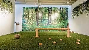 Nature Concept In Interior Design Plant Power The Biofit Organic Gym Concept The Week Portfolio
