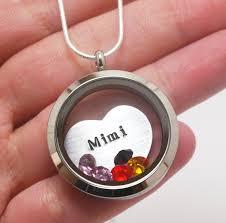 grandmother s necklace mimi necklace mimi jewelry nana necklace necklace
