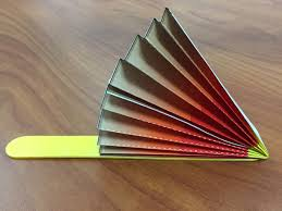 how to make a fan make a fan with earth s layers nasa space place