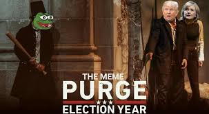 Purge Meme - the meme purge funny dank memes gag