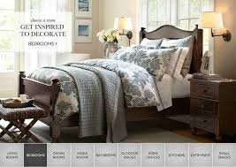 pottery barn bedroom paint colors nrtradiant com