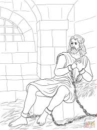the birth of john the baptist coloring page free printable