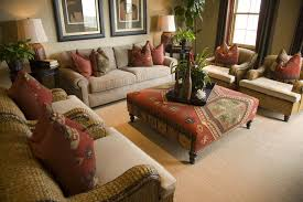 livingroom tables 50 beautiful living rooms with ottoman coffee tables