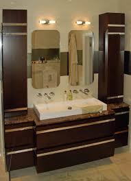 bathroom vanities amazing modern white vanity unit curved