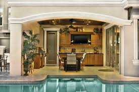 outdoor tv cabinet enclosure outdoor tv enclosure ideas take the entertainment outdoors