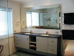 bathrooms design large frameless wall mirrors for gym mirror
