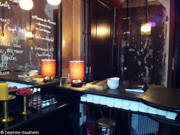 idee deco bar 10 idées déco à piquer au restaurant pan de ludivine billaud