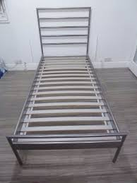 ikea hovag mattress and heimdal single bed in livingston west