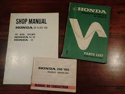 owners manuals service manuals and parts manuals for sale