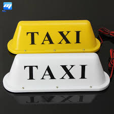 Taxi Light Online Buy Wholesale Taxi Roof Light From China Taxi Roof Light