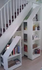 bookcase under the stairs bookcase photos staircase landing