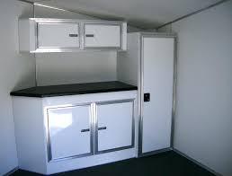v nose enclosed trailer cabinets creative cabinet for enclosed trailer v nose enclosed trailer