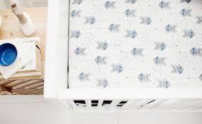 Muslin Crib Bedding Gray Arrow Muslin Crib Sheet White Muslin Crib Sheet Muslin