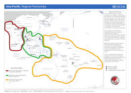 pacific region map pacific regional reference map regional partnerships