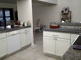 shaker white cabinets florida kitchen design