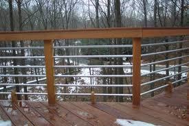 mahogany deck u0026 pipe rail in stamford ct contemporary deck