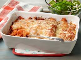 25 minute cheesy sausage and butternut squash casserole recipe