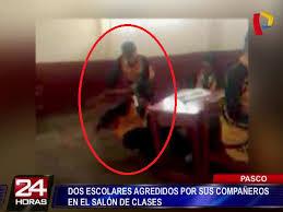 cerro de pasco noticias de cerro de pasco diario correo pasco escolares fueron agredidos cruelmente por sus compañeros
