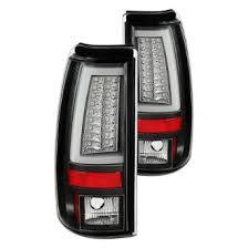 2001 silverado tail lights 2001 chevy silverado custom factory tail lights carid com