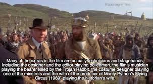 Monty Python Meme - 22 awesome facts about monty python and the holy grail ftw gallery