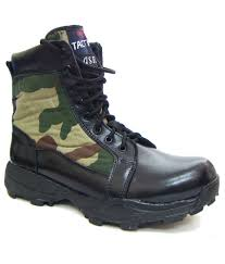 buy boots snapdeal asm leather tactical boots buy asm leather tactical