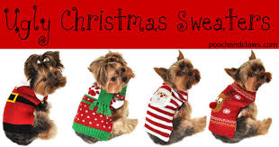 where to buy ugly christmas sweaters for your dog