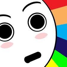 Rainbow Meme - rainbow meme emblem tutorial
