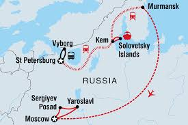 New Climate Zones For Russia by Russia Tours U0026 Travel Intrepid Travel Au