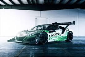 honda supercar concept honda u0027s madcap nsx bodied pikes peak ev concept racer is here by